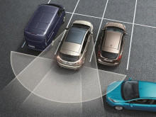 Sensorteknologi på nye S-MAX og nye Galaxy