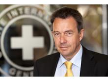 Peter Maurer, ordförande Internationella rödakorskommittén
