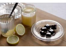 Honung lindrar hosta