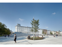 Israels Plads nominerat till Building of the Year 2018.