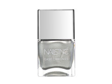 Nails Inc. Easy Chromes Steely Stare - Platinum