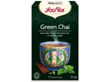Yogi Tea Green Chai poser økologisk