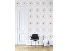 Flower Tiles 628-01 desig Hanna Wendelbo-Hansson