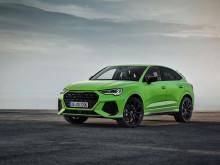 Audi RS Q3 Sportback (kyalamigrøn)