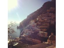 Positano, Amalfikusten, Italien