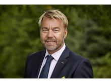 Adm dir og konsernsjef Jesper Göransson i Peab