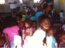 Kindergarten in Witsand - Kapstaden, Coast PRGN