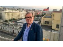 Lennart Mårtensson Santiago de Chile