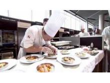 Årets kock 2013 använder Umlax Fjällröding som en av huvudråvarorna