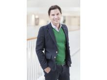 Erik Magni, presschef, Praktikertjänst.