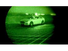 Ford Fusion på tur i mørket - 3
