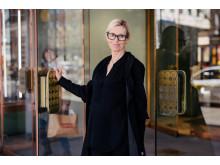 Eva Olson öppnar Condeco på NK.