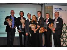 Deloitte Sweden Technology Fast 50 - vinnare 2013