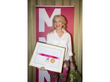 Ewa Fröhling - Årets Stilmappie 2014