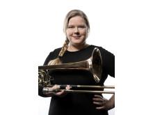 Amelia Hjortenhammar, trombonist