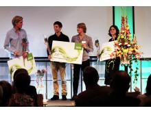 Grattis till 2011 års stipendiater!