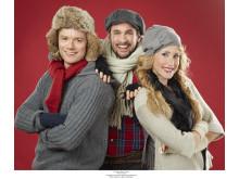 """Pressbild """"Julen är här"""" 2013"""