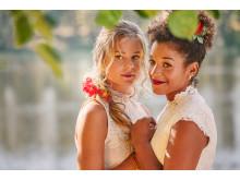 Bryllup, begravelse og dåb - Molly Nutley og Angelika Trick