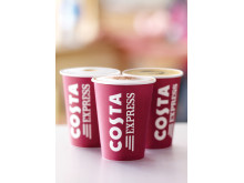 Costa Express Cups