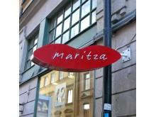Ljuskylt Maritza