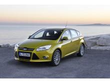 Ford lanserar nya Focus som gasbil för svenska marknaden – klarar de nya miljöbilskraven, bild 3