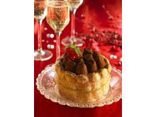 Mathez chokladtryffel – utmärkt för fest