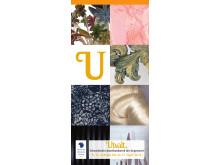 Inbjudan till Utvalt Hamburg, 11/2-17/4 (2 sidor)
