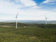 Finjas vindkraftverk