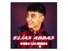 """Elias Abbas """"Min Queen"""" - omslag"""