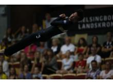 SM-kval herrar truppgymnastik 2018