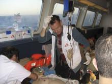 Läkare Utan Gränser evakuerar sårade från Misrata
