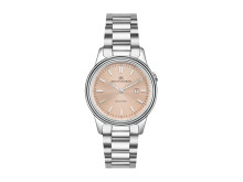 Royal Steel Classic 32mm Rose dial
