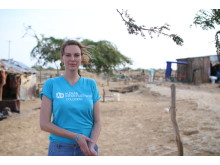 Sissel Aarak, programsjef i SOS-barnebyer