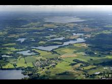 Södra delen av Valleområdet