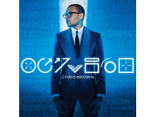 "Chris Brown - albumomslag ""Fortune"""