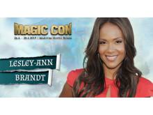 Lesley-Ann Brandt - MagicCon