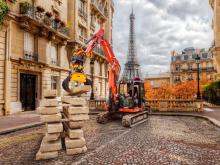 Rekordförsäljning för Engcon i Frankrike