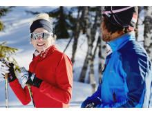 Kläppen Ski Resort Längdspår