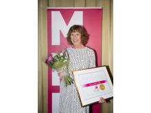 Ann-Sofi Lodin - Årets Maktmappie 2014