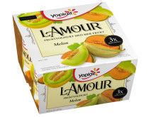 Yoplait l'Amour med melon