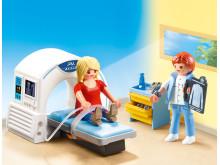 70196 Beim Facharzt: Radiologe von PLAYMOBIL