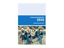 Framsida Gymnasiebarometern 2016