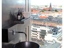 Axel Towers_AXOR Uno2 elektronisk med Kbh. udsigt