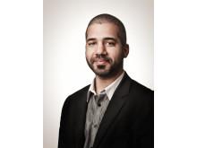 Christoffer Callender, säkerhetsexpert på Intel Security