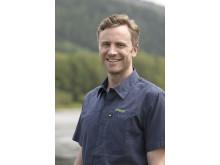 Bergans Sustainability Manager Felix Ockborn – Foto: Hans Kristian Krogh Hanssen