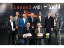 ABAX and Hitachi