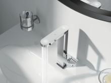 GROHE Plus håndvaskarmatur med digital display