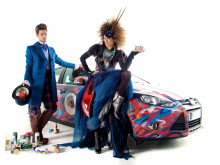 Ford visas upp senaste kreationerna på catwalken - bild 3