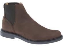 Sebago Turner Chelsea Waterproof Brown Leather