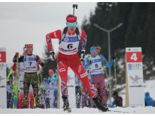 Sindre Pettersen,jaktstart menn junior,junior-vm 2016